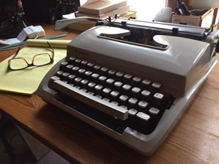 The Enduring Appeal of Creating on a Typewriter