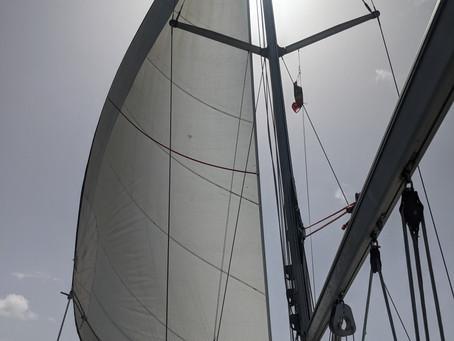 The Sailing Part