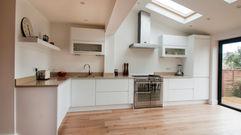 Minimal kitchen design surrey
