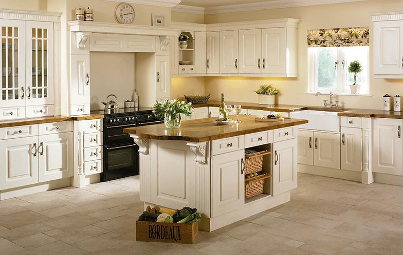 Grey Cherry | Traditional Kitchens | Kitchen designs | Surrey Kitchens