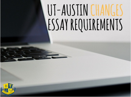 Requirements for ut austin