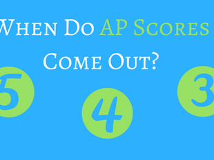 When Do 2018 AP Scores Come Out?