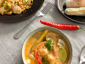 Cooking Thai with Pailin at MCA