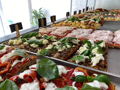 Togħma Pizza Al Taglio Course
