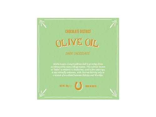 'Bidni' Olive Oil Dark Chocolate