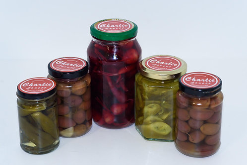 Charlie's Pickles and Relishes