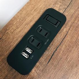 嵌入式插座