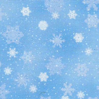 Calming Collar   Snow Flakes