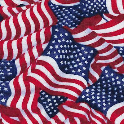 Calming Collar | Flags