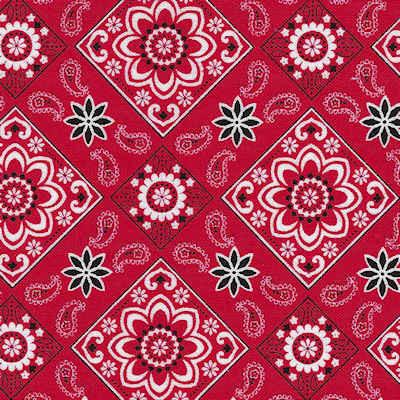 Calming Collar | Red Bandana