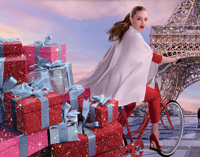 Lancome holidat girl bicycle w gifts.jpg