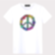 product flower peace sign tee.png