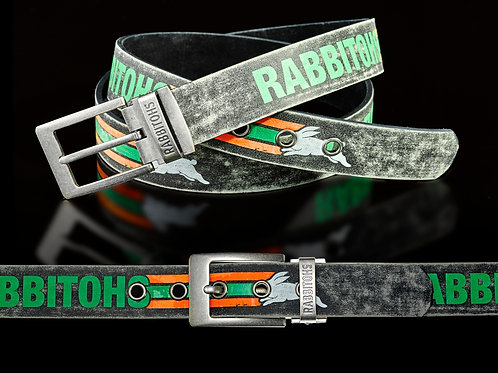 South Sydney Rabbitohs PU/Leather Colour Belt