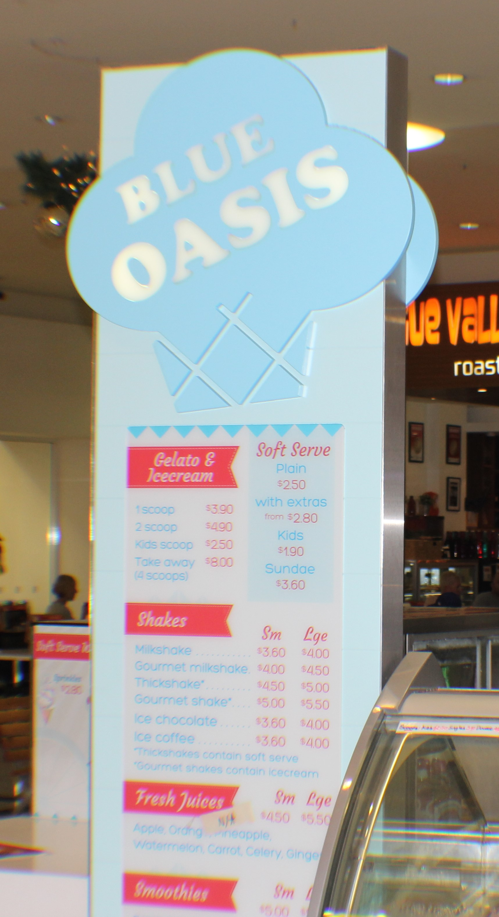 Blue Oasis Westfield Penrith (1)