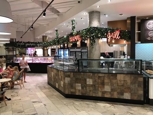 Shop refurbishment Sydney