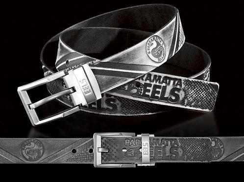 Parramatta Eels Leather Belts
