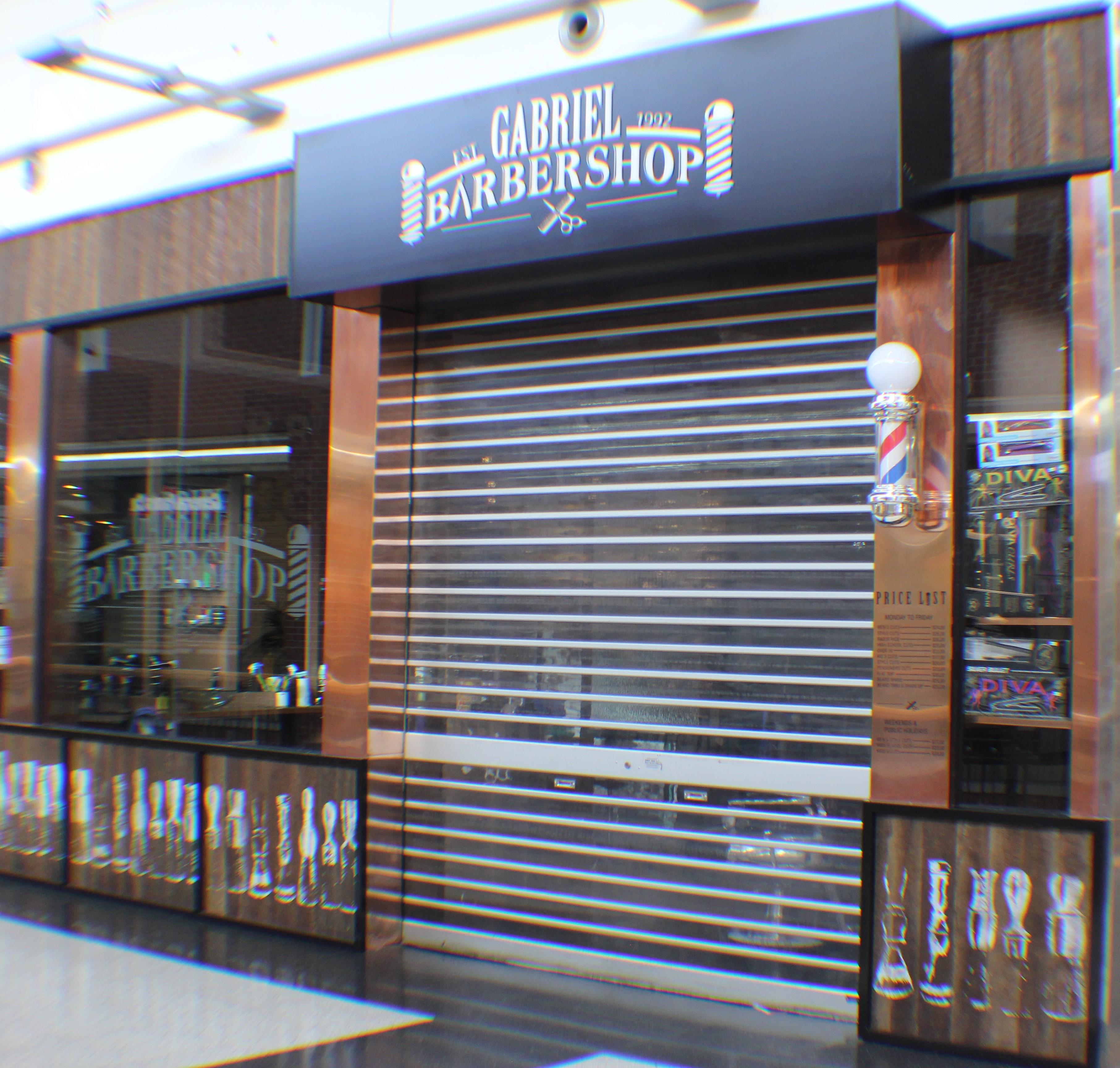 Gabriel Barbershop Westfield Penrith  (3)