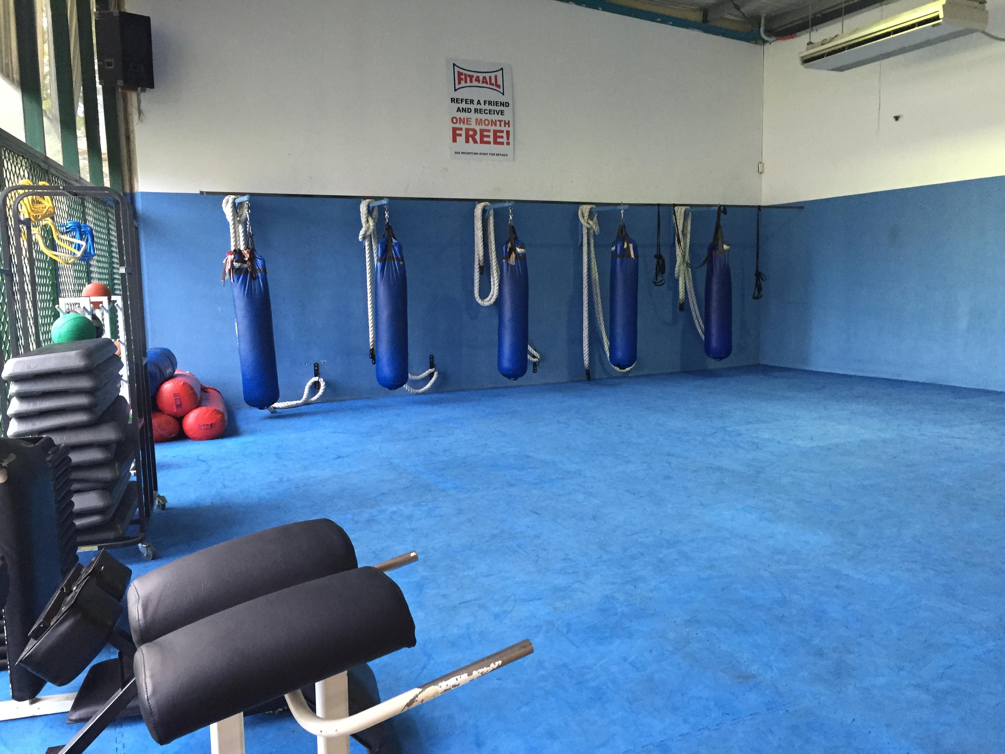 training gym penrith