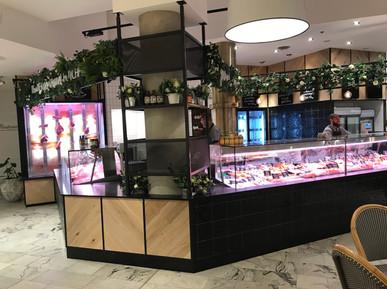 Shop fitout Sydney