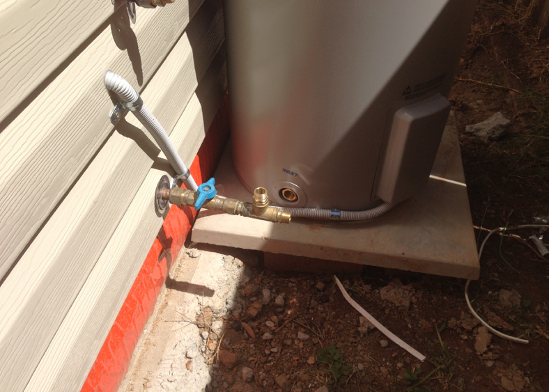 Hot water installation Penrith