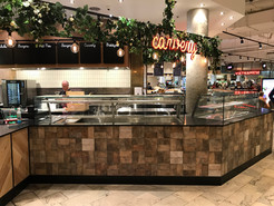 Shop fitout Warringah Mall