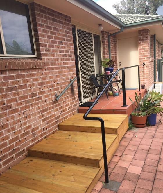 Platform step photo 06