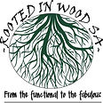 Rooted in Wood SA Logo