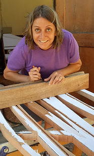 Debbie du Toit from Rooted in Wood SA