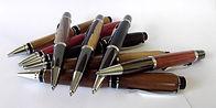 Assegai Pens of Wood