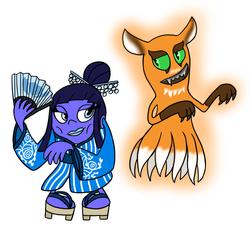 Orbitra and Daedalus