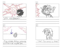 """Speed Demon"" scene (unfinished)"