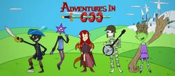 Adventures in Ooo
