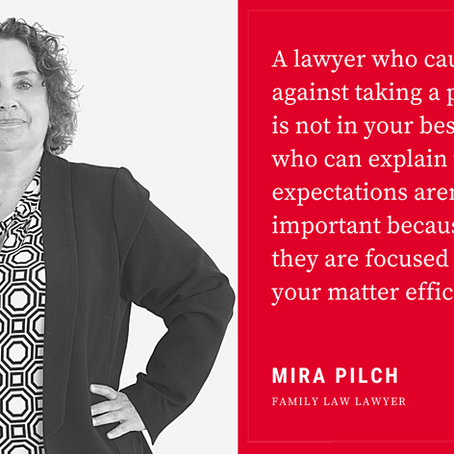 Five strategies to find the right family lawyer