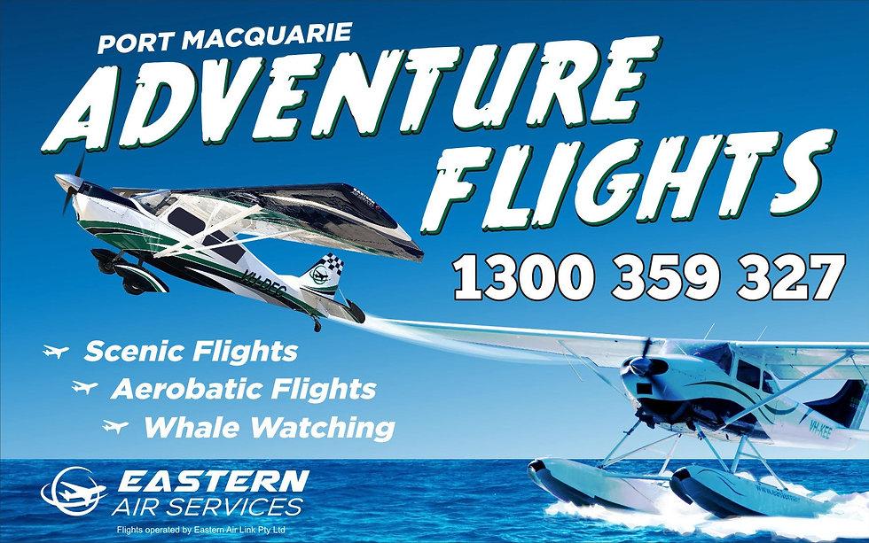 port macquarie adventure flights