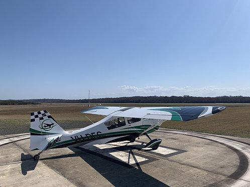 Aerobatic Experience