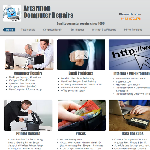 Artarmon Computer Repairs