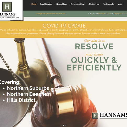 Hannams Solicitors & Lawyers