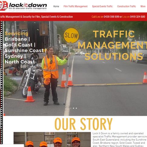 Lock It Down Traffic Management