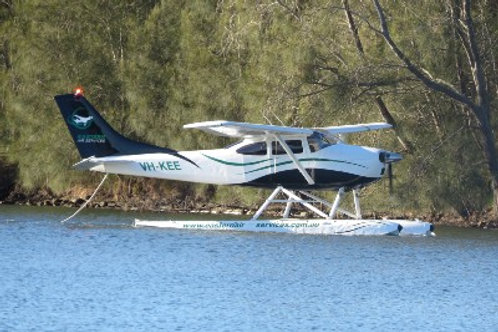 Splash & Dash by Seaplane (Min 2 x people)