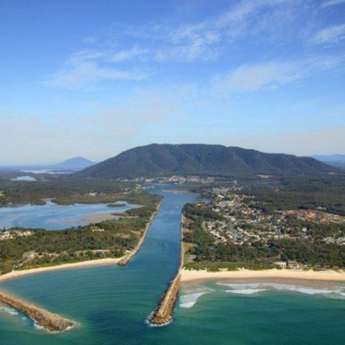 Laurieton or Crescent Head by Seaplane (Min 2 x people)