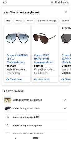 google shopping ad image