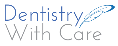 A picture of Dentistry With Care Logo