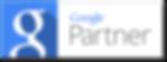 google partner badge by mad dog lola