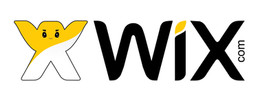 WIX Websites logo by mad dog lola