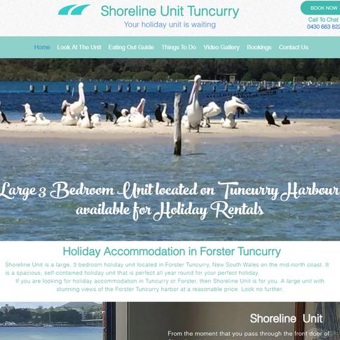 Shoreline Unit Tuncurry