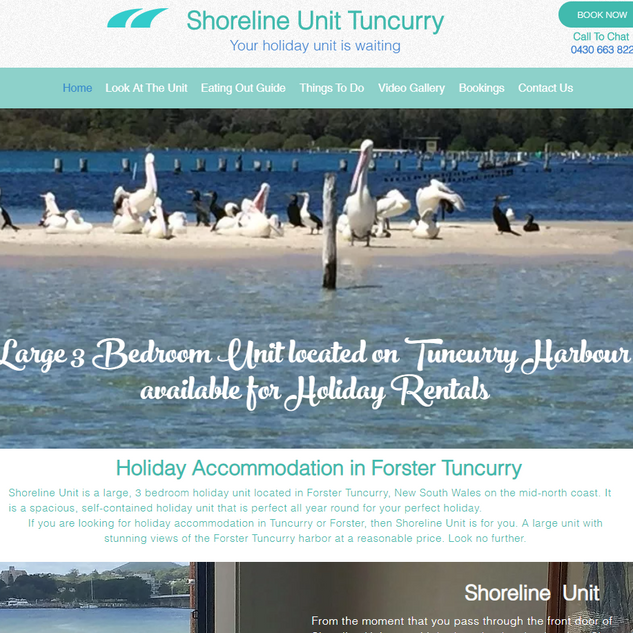 Shoreline Unit Tuncurry