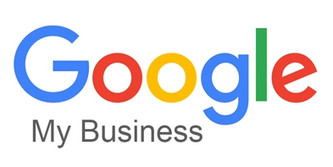 google my business logo by mad dog lola