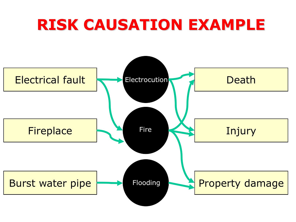Risk Causation Example