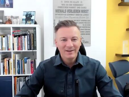Aufbau von Social Media Know-how mit Dawid Przybyslki