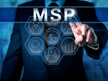 What is a Managed Service Provider (MSP)?